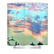 Parrish Sunset Shower Curtain