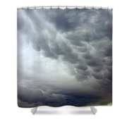 Parting The Great Sea Shower Curtain