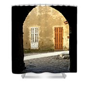 Passage Shower Curtain