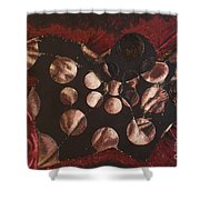Passion Explosion II Shower Curtain