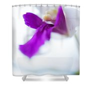 Passion For Flowers. Sweet Kiss Shower Curtain