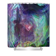 Passion Play Shower Curtain