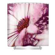 Passion Triptych 11 Shower Curtain