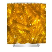 Pasta Shower Curtain