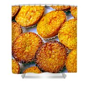 Pastry Cakes Shower Curtain