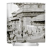 Patan Shower Curtain