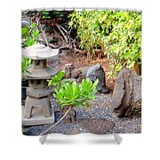 Path To The Waterfall Shower Curtain