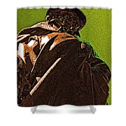 Patriarchal Shower Curtain