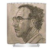 Patrick Kavanagh Shower Curtain