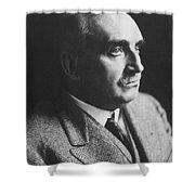 Paul Claudel (1868-1955) Shower Curtain
