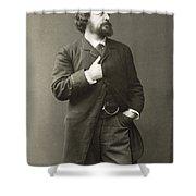 Paul Von Heyse (1830-1914) Shower Curtain
