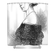 Pauline Viardot-garcia Shower Curtain
