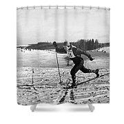 Pavel Kolchin (b. 1930) Shower Curtain