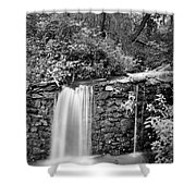 Peace Of Water Shower Curtain