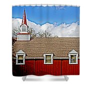 Peddler's Loft Shower Curtain
