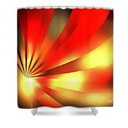 Pele Shower Curtain
