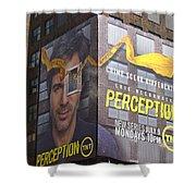 Perception Shower Curtain
