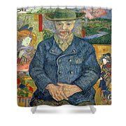 Pere Tanguy Shower Curtain