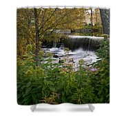 Perfect Country Setting Shower Curtain