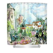 Perigord In France 06 Shower Curtain