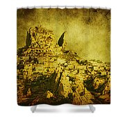Persian Empire Shower Curtain by Andrew Paranavitana