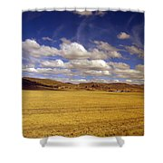Peruvian High Plains 2 Shower Curtain