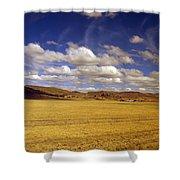 Peruvian High Plains 2 Shower Curtain
