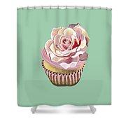 Petal Pink Dream Shower Curtain