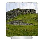 Peter's Stone - Derbyshire Shower Curtain