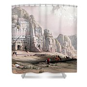 Petra  Shower Curtain