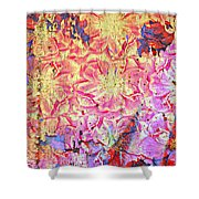 Petty In Pink Shower Curtain