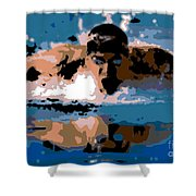 Phelps 1 Shower Curtain