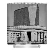 Philadelphia 1 Shower Curtain