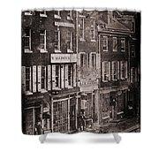 Philadelphia 1843 Shower Curtain