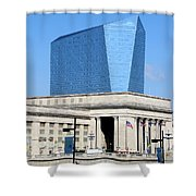Philadelphia 2 Shower Curtain