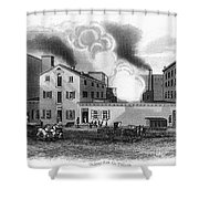 Philadelphia: Distillery Shower Curtain