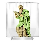Philippos Of Acarnania, Physician Shower Curtain