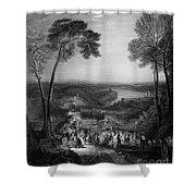 Phryne (4th Century B.c.) Shower Curtain
