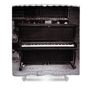 Piano Bar- Tallulah Louisiana Shower Curtain