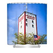 Picture Of Frankfort Grainery In Frankfort Illinois Shower Curtain