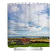 Picturesque Barn Shower Curtain
