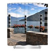 Pier Shower Curtain