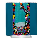 Pilgrimage Saut D'eau Shower Curtain