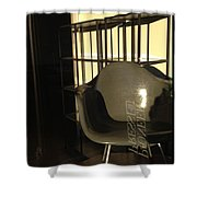 Pioneer Press Shower Curtain