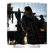 Pirate Guide Shower Curtain