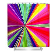 Pizzazz 38 Shower Curtain