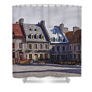 Place Royale Shower Curtain
