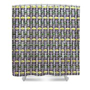 Placemat Shower Curtain