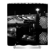Platt Street Bridge 1926 Shower Curtain
