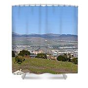 Pleasanton Shower Curtain